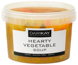 Darikay - Hearty Vegetable soup 280ml