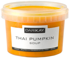Darikay Thai Pumpkin Soup 280ml