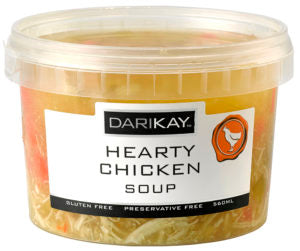 DariKay Soup - Hearty Chicken Soup