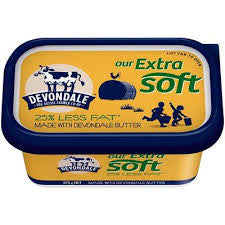 Devondale Butter - Our Extra Soft Butter 375g