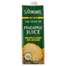 Dewlands - The taste of Pineapple Juice 1Lt