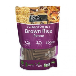 Eco Organics - Organic Brown Rice Penne 200g