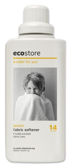 ecostore - Fabric Softener Lemon 500ml
