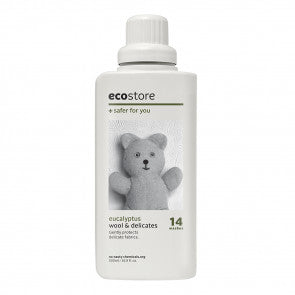 ecostore - delicates & wool wash eucalyptus 500ml