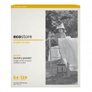 ecostore - Laundry Powder Top & Front Loader Lemon 1kg