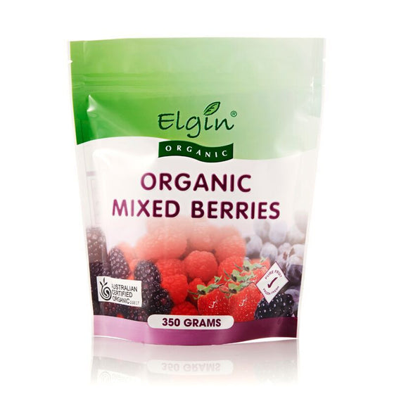 Elgin - Organic Mixed Berries 350g