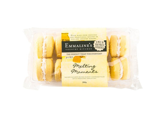 Emmaline's - Melting Moments 350g