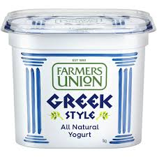 Farmers Union - Greek Style Natural Yogurt 1kg