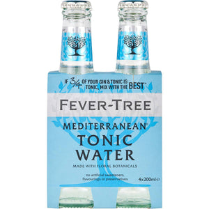 Fever-Tree - Premium Ginger Ale 4x200ml