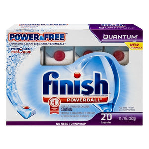 Finish Quantum Tablets 20 pack