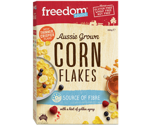 Freedom Foods - Corn Flakes 260g