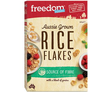 Freedom Foods - Rice Flakes 300g