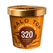 Halo Top Peanut Butter Cup 473ml