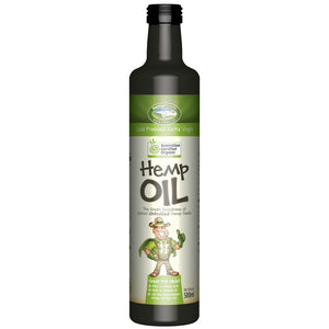 Hemp Foods - Hemp Oil 250ml