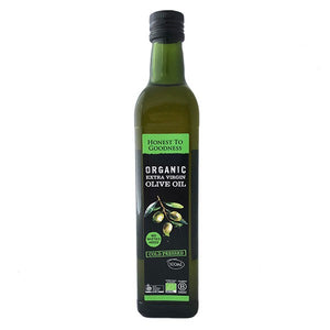 Honest to Goodness - Organic Extra Virgin Olive Oil 500ml