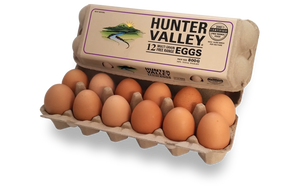 Hunter Valley Eggs 1 Dozen