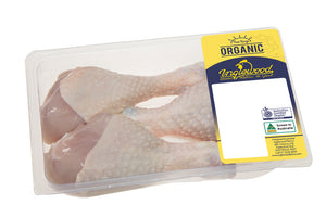 Inglewood - Organic Chicken Drumsticks (380-420g) AVAIL WED-SUN ONLY