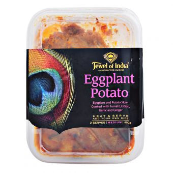 Jewel of India - Eggplant Potato 400g