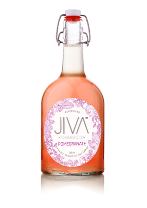 Jiva Pomgranate Kombucha 750ml