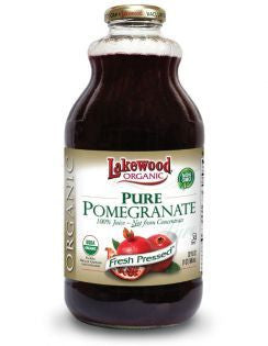 Lakewood - Pure Organic Pomegranate Juice 946ml