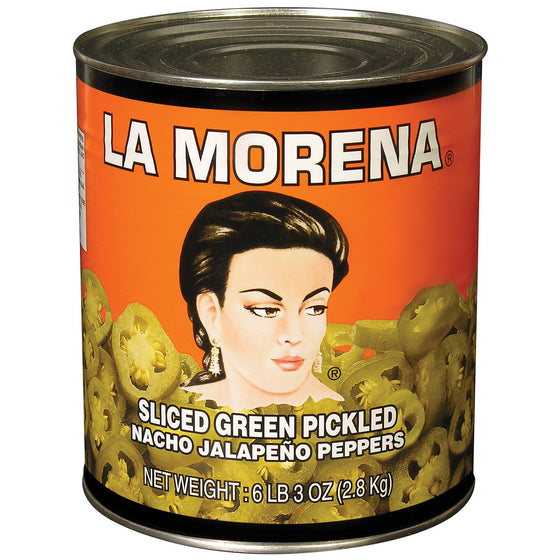 La Morena - Pickled Jalapeno Nacho Slices 200