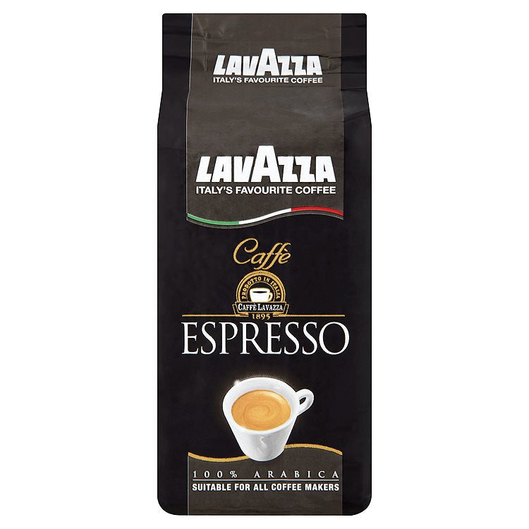 Lavazza - Cafe Espresso Ground Coffee 200g