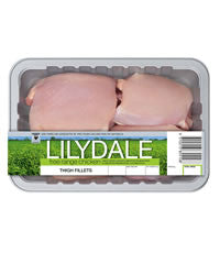 Lilydale - Free Range Chicken Thigh (100-200g)