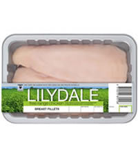 Lilydale - Free Range Chicken Breast (100-200g)