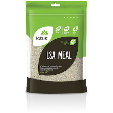 Lotus - LSA Meal 450g
