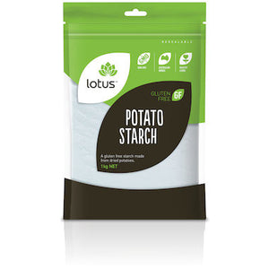 Lotus - Potato Starch 500g