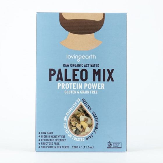 Loving Earth - Paleo Mix - Protein Power 320g