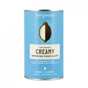 Loving Earth - Creamy Drinking Chocolate 250g