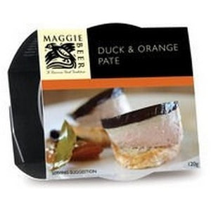 Maggie Beer - Duck & Orange Pate 120g