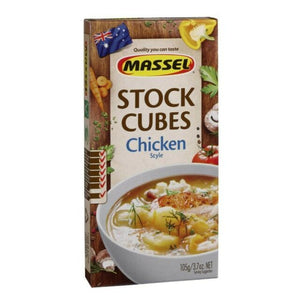 Massel - Chicken Style Stock Cubes 105g