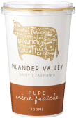 Meander Valley - Pure Creme Fraiche 300ml