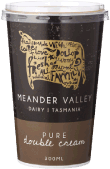 Meander Valley - Pure Double Cream 300ml