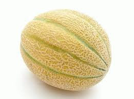 Melon - Rockmelon (whole)