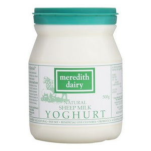 Meredith Dairy - Natural Sheep Milk Yoghurt 500g