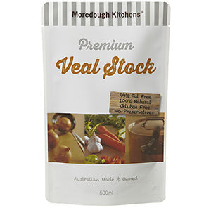 Moredough Kitchens - Veal Stock 500ml