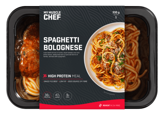 My Muscle Chef - Chunky Spaghetti Bolognese 330g