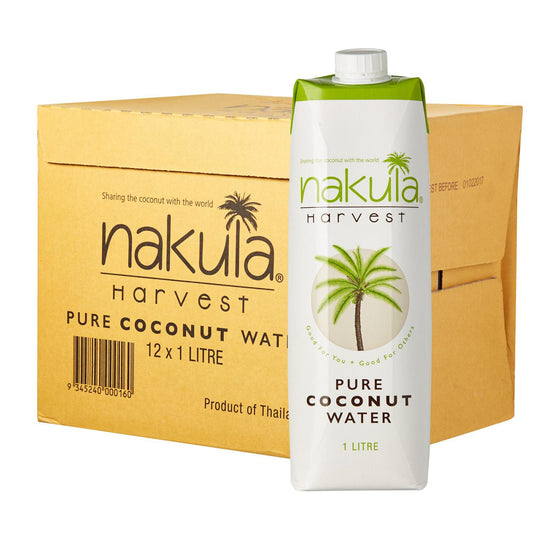 Nakula - Pure Coconut Water (case)