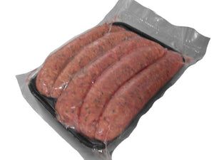 Nonna's - Gourmet Sausages Thick Beef (565-585g)