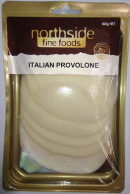 Northside Fine Foods - Provolone Cheese Slices 100g