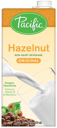 Pacific - Organic Hazelnut Milk 1Lt