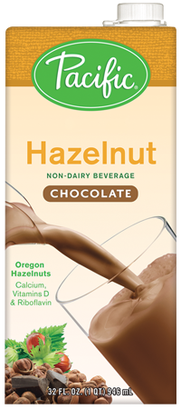 Pacific - Organic Hazelnut Chocolate Milk 1 Lt