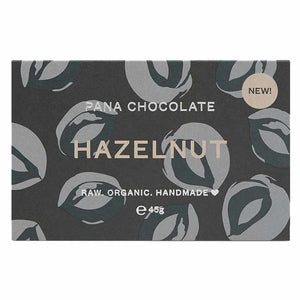 Pana Chocolate - Hazelnut (36% cacao) 45g