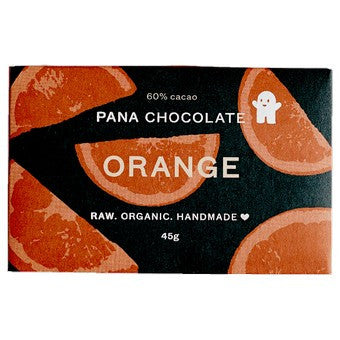Pana Chocolate - Orange (60% cacao) 45g