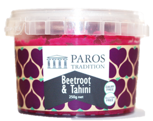 Paros Tradition - Beetroot & Tahini 250g