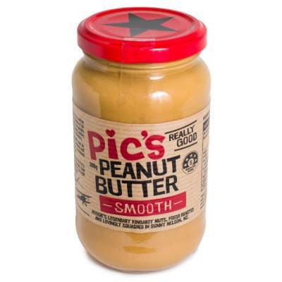Pics - Really Good Peanut Butter Smooth 380g