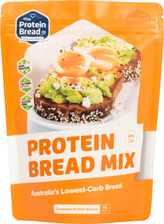 The Protein Bread Co - Protein Bread Mix Bulk Pack - Original 660g